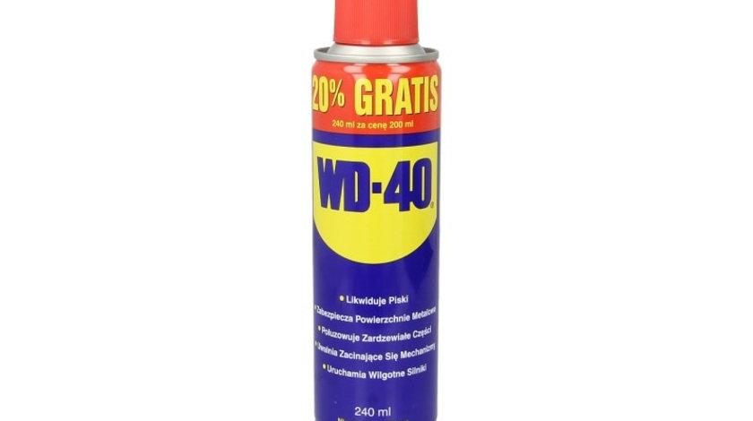 Solutie universala antigripant/deruginol WD-40, 200ml+40ml cod intern: WD 40 200ML+20%