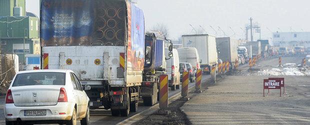Solutii pentru centura Bucurestiului: benzi suplimentare si drum in regim de autostrada