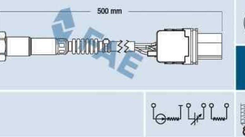 Sonda Lambda BMW 3 (E46) Producator RENAULT 22 6A 428 50R