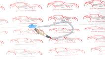 Sonda lambda Ford Focus 2 1.4 B 3M519G444BC 600