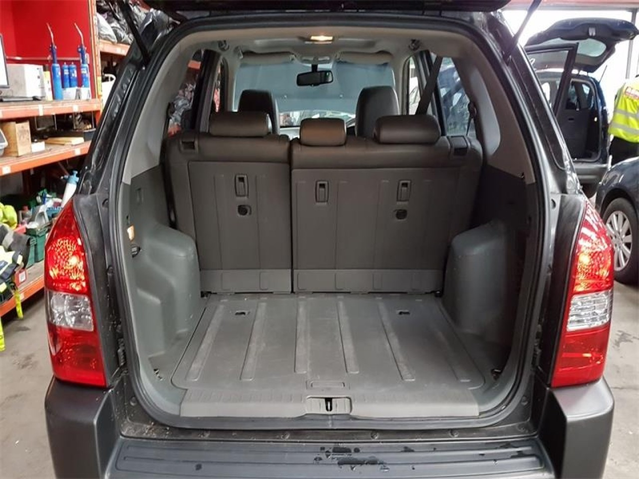 Sonda lambda Hyundai Tucson 2006 SUV 2.0 CRTD