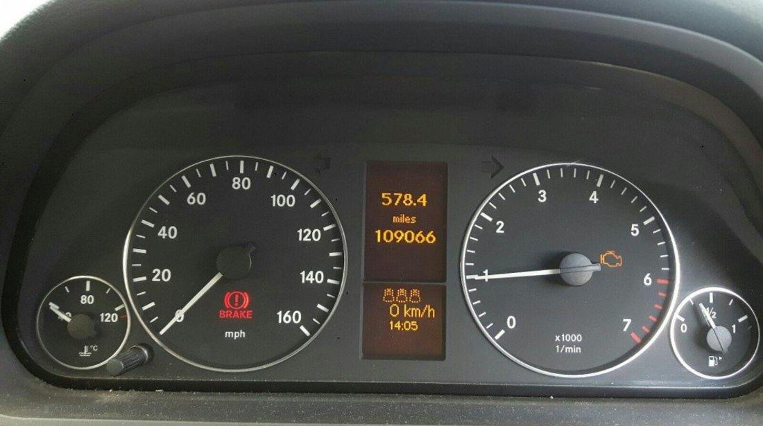Sonda lambda Mercedes A-Class W169 2007 hatchback 1.5