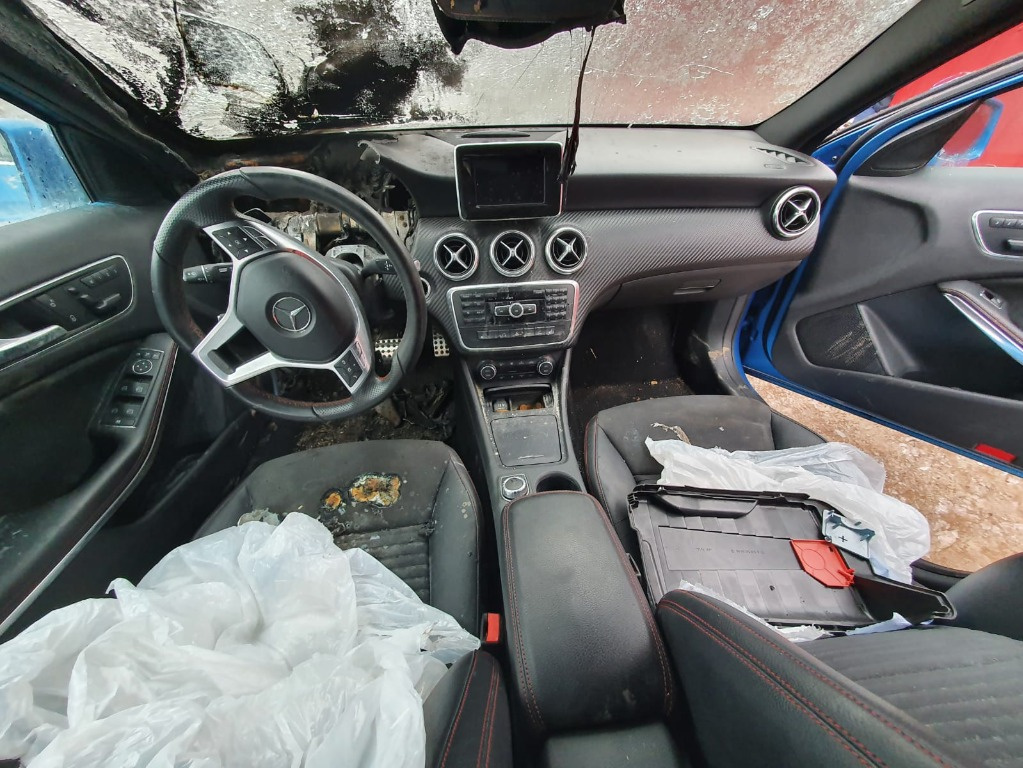 Sonda lambda Mercedes A-Class W176 2013 AMG om651.901 1.8 cdi