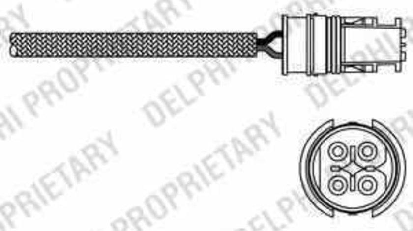 Sonda Lambda MERCEDES-BENZ A-CLASS W168 DELPHI ES20313-12B1