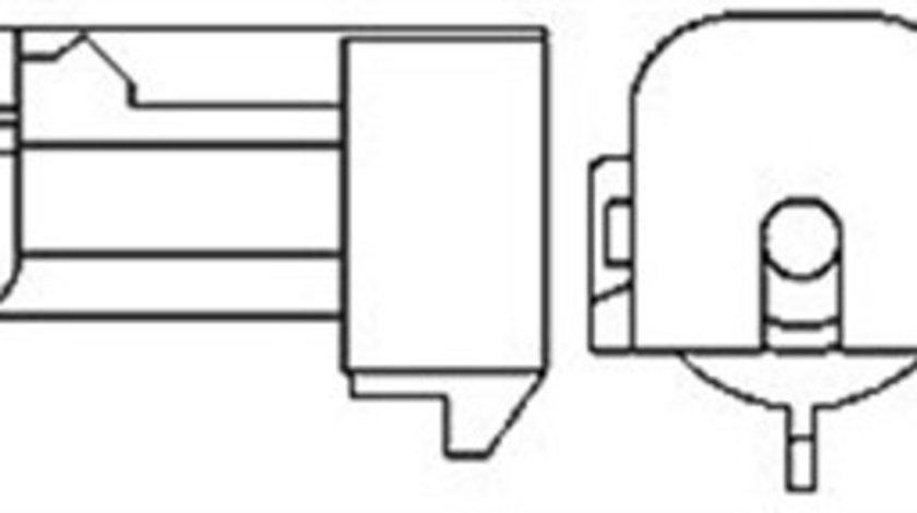 Sonda lambda (numar de fire 1, 400mm) DAEWOO ESPERO, LANOS, LEGANZA, NEXIA, NUBIRA; OPEL ASCONA C, ASTRA F, ASTRA F CLASSIC, ASTRA G, CAMPO, COMBO, CORSA A, CORSA A TR, CORSA B 1.0-2.3