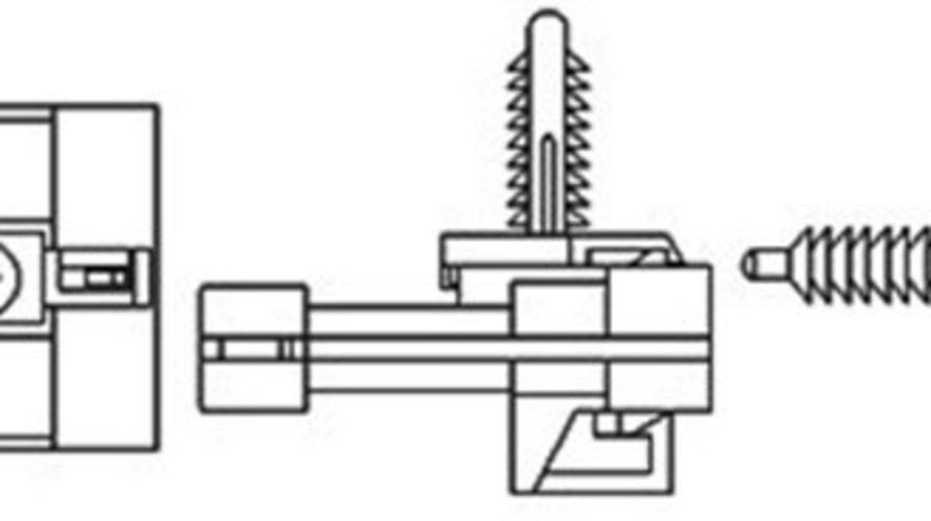 Sonda lambda (numar de fire 4, 450mm) CHEVROLET AVEO KALOS, EPICA, LACETTI, NUBIRA; DAEWOO EVANDA, KALOS, LACETTI, NUBIRA; OPEL ASTRA G, FRONTERA B, VECTRA B, ZAFIRA A 1.4-3.2