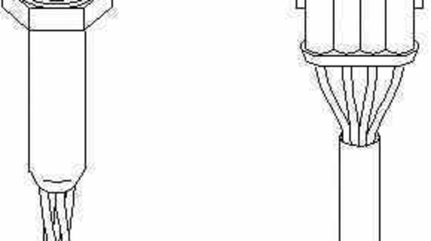 Sonda Lambda OPEL ASTRA F 56 57 TOPRAN 201 756