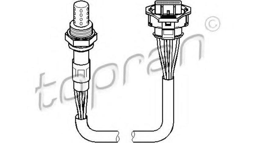 Sonda Lambda OPEL ASTRA G Hatchback (F48, F08) (1998 - 2009) TOPRAN 206 629 piesa NOUA