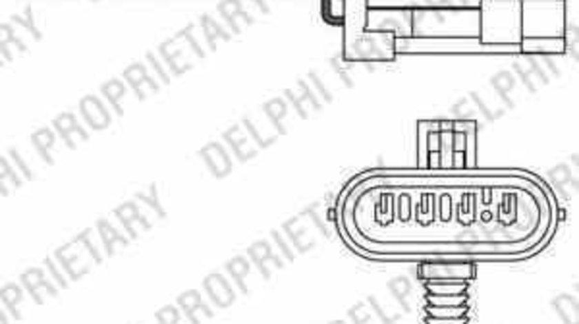 Sonda Lambda OPEL ASTRA G hatchback F48 F08 DELPHI ES20135-12B1