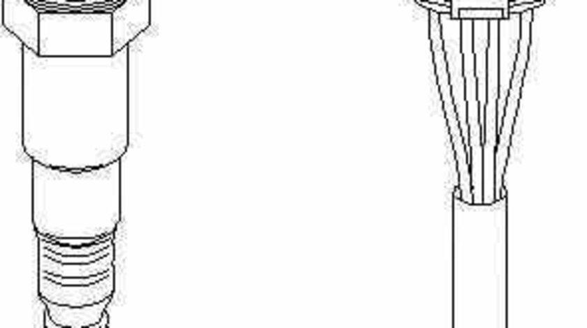 Sonda Lambda OPEL ASTRA G hatchback F48 F08 TOPRAN 207 859