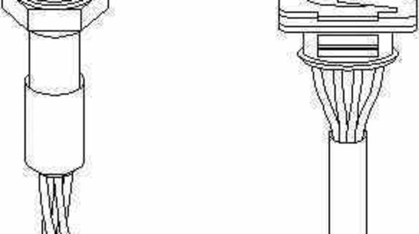 Sonda Lambda OPEL ASTRA G limuzina F69 TOPRAN 206 628