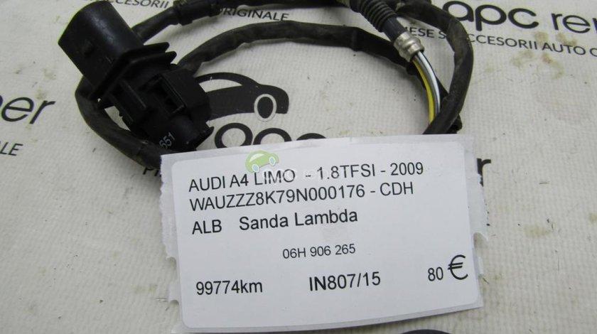 Sonda Lambda Originala Audi A4 b8 / A5 cod 06H906265 - 1,8tfsi