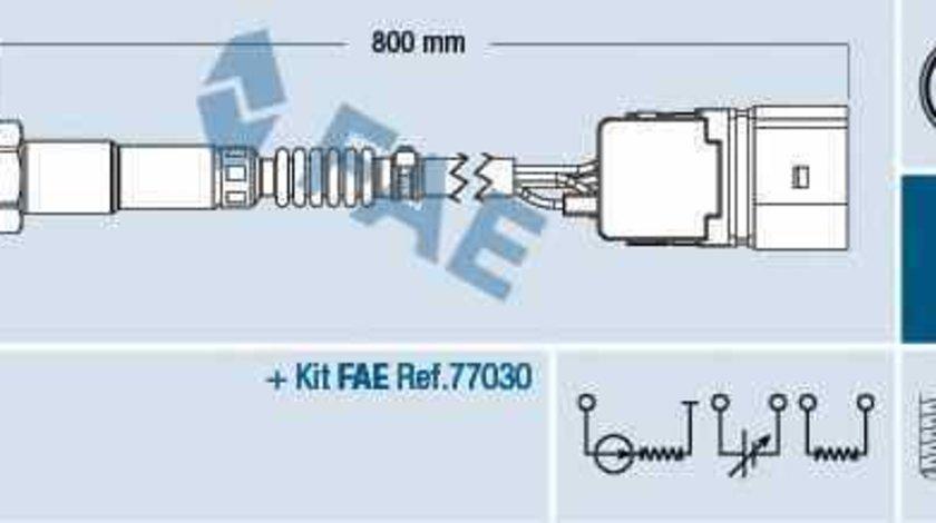 Sonda Lambda VW POLO 9N FAE 75357