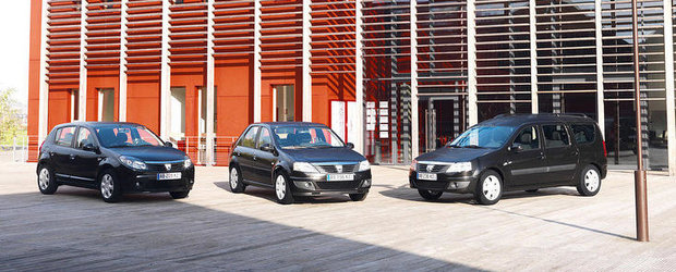 Sondaj 4Tuning: Care este Dacia ta preferata?
