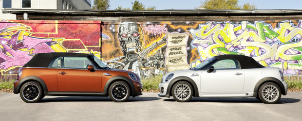 Sondaj 4Tuning: MINI Convertible sau MINI Roadster?