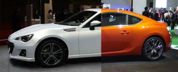 Sondaj 4Tuning: Toyota GT-86 sau Subaru BRZ?