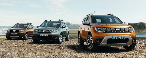 SONDAJ: Ce asteptari ai de la noua Dacia Duster?