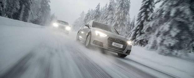 Sondaj Nokian Tyres: Soferii europeni se tem de viteza si de drumurile acoperite cu zapada
