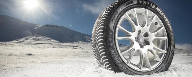SONDAJ: tu ti-ai montat anvelopele de iarna pe masina?