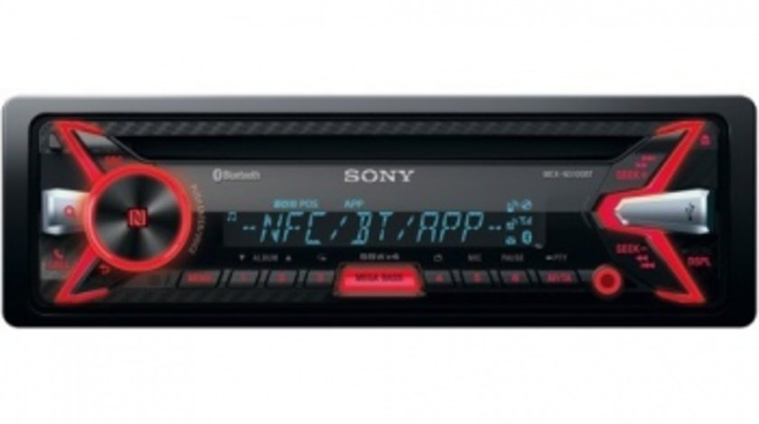Sony MEX-N5100BT - Receptor CD auto 1 DIN Bluetooth