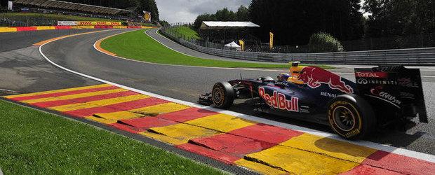 Spa 2012: Marele Premiu al Belgiei din punctul de vedere al pneurilor
