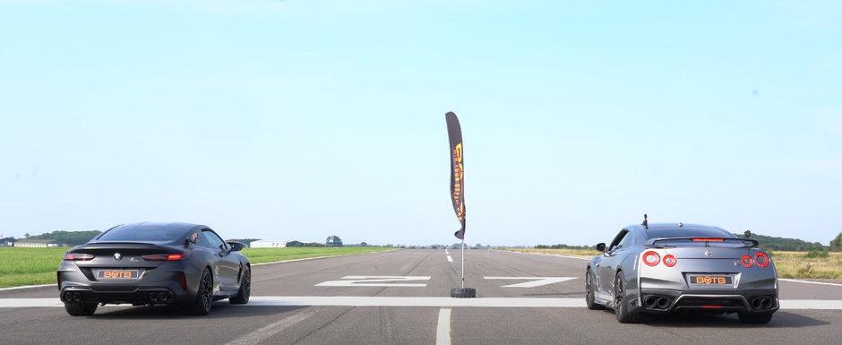 Spaima super masinilor face o noua victima: BMW M8 Competition