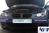 Special pentru BMW: LED MARKERS pentru un plus de luminozitate