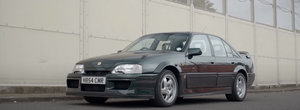Special pentru cunoscatori. Lotus Omega, super sedanul anilor '90 capabil sa atinga 305 km/h