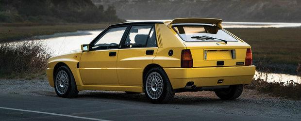 Special pentru cunoscatori. Se vinde o Lancia Delta Integrale Evo cu 6.400 de km la bord