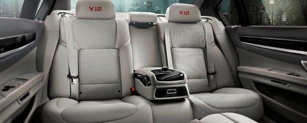 Special pentru Japonia: BMW dezvaluie noul Seria 7 V12 Bi-Turbo Limited Edition