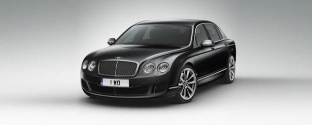 Special pentru Orientul Mijlociu: Bentley Continental Flying Spur Arabia