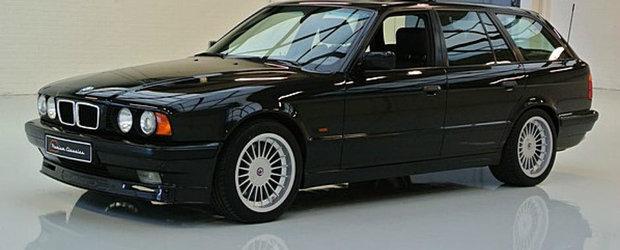 Special pentru pasionati: Alpina B10 4.6 Touring, de vanzare in Olanda