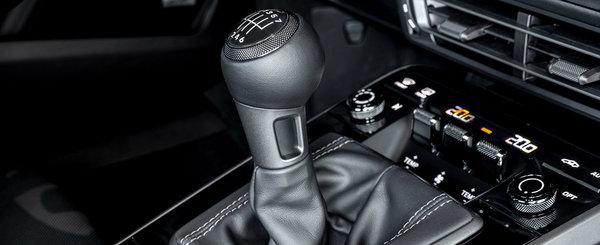Special pentru puristii din Europa. Noul Porsche 911 poate fi comandat cu CUTIE MANUALA si nu costa nimic in plus