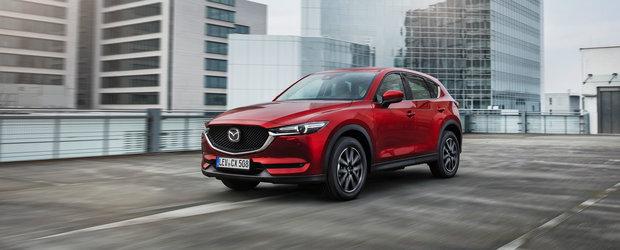 """Specialistii au ajuns la o concluzie surprinzatoare: """"Mazda face cele mai sigure masini!"""""""