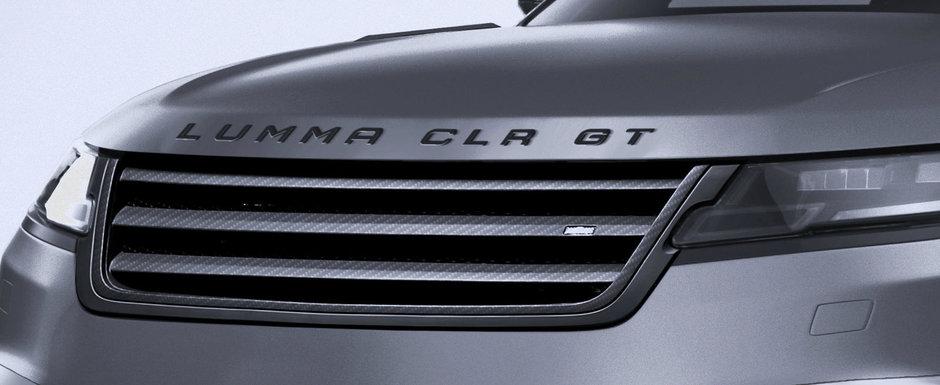 Specialistii Lumma Design au pus mana pe noul Velar. Cum arata acum cel mai luxos SUV al britanicilor