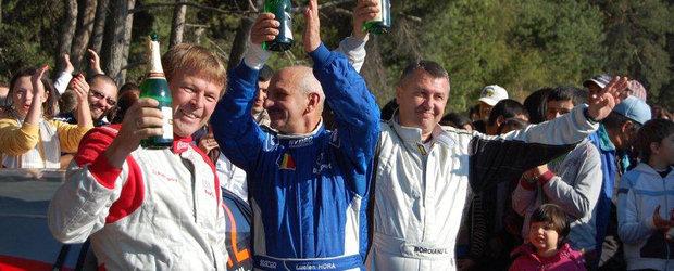 Spectacol de zile mari in Muscel Racing Contest