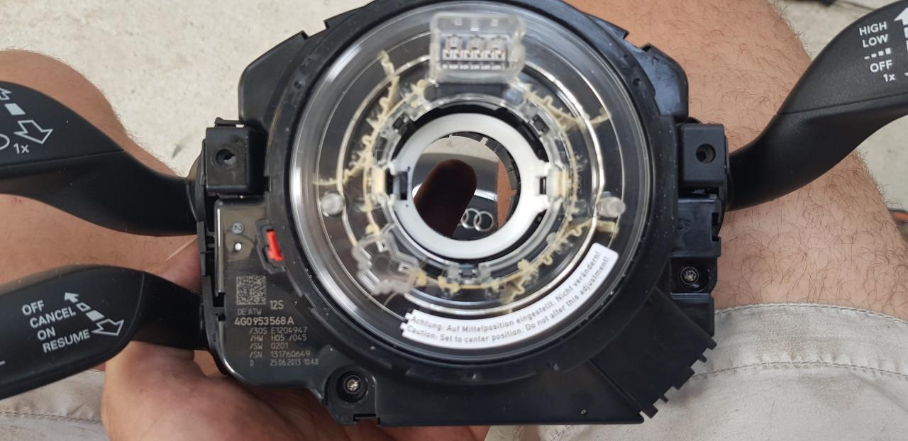 Spira airbag volan AUDI A6 4G A7 A8 4H 2011 2012 2013 2014