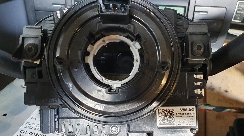 Spira airbag volan Vw Tiguan Sharan 2011 2012 2013 2014 5k0953569AN
