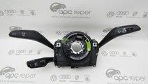 Spirala volan + bloc manete Audi A4 8W - Cod: 4M09...