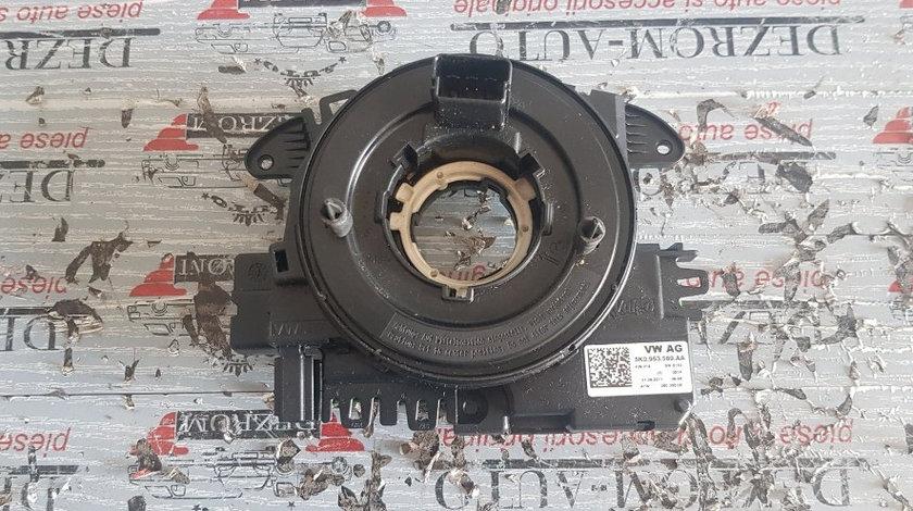 Spirala VW Passat B6 1.6 i 102 CP cod 5K0953569AA