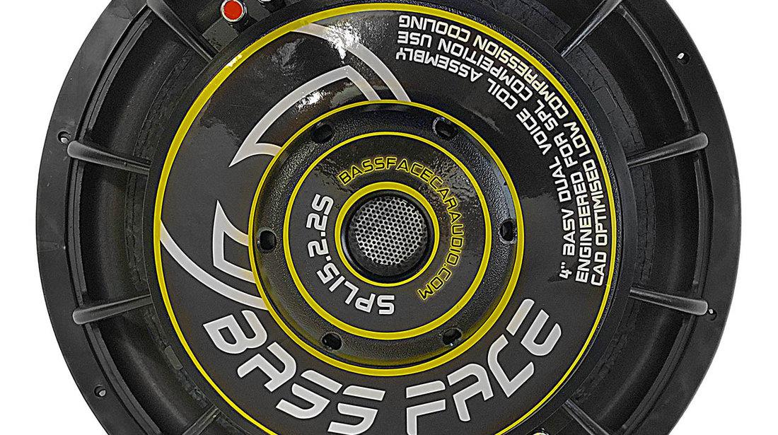 SPL15.2S 15″ 38cm 2x2Ohm DVC Subwoofer 2100w RMS