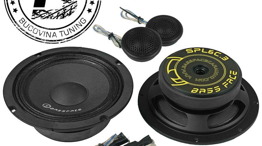 SPL6C.3 6.5″ 16.5cm 4Ohm Component Speaker & Tweeter Kit 400w RMS