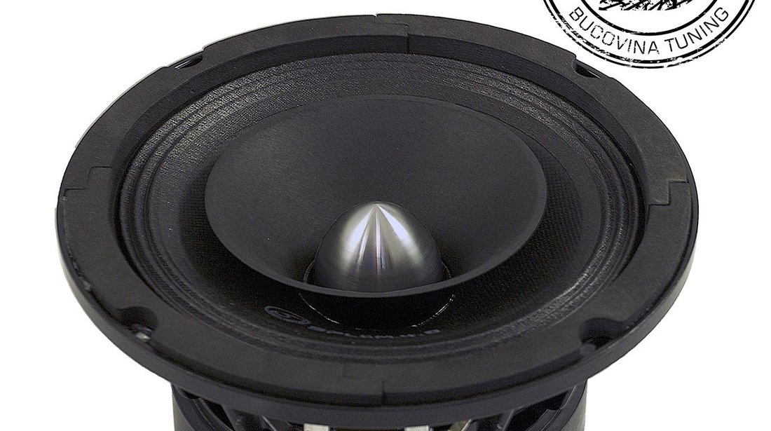 SPL6M.4 6.5″ 16.5cm 8Ohm SVC Midrange Bass Woofer Single 150w RMS