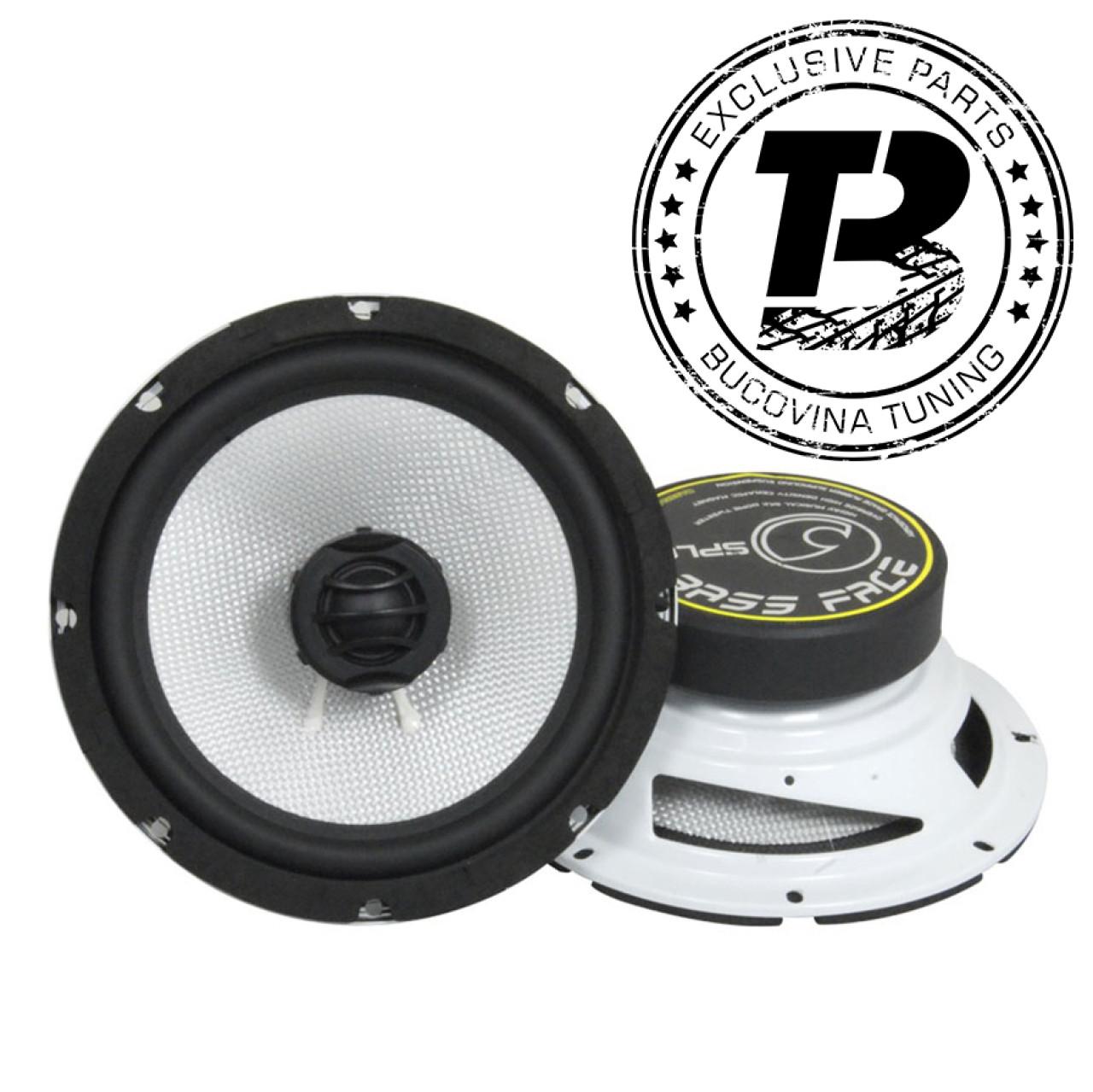 SPL8.2 8″ 20cm 4Ohm Coaxial 2 Way Speaker Pair 600w RMS