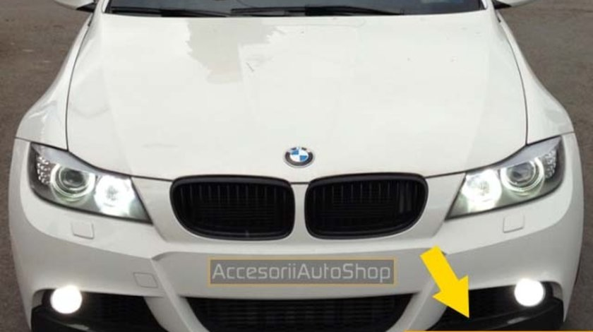 Splitere bara fata BMW Seria 3 E90 LCI M packet