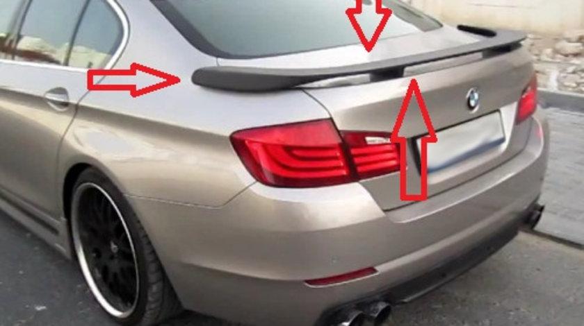 spoiler Eleron BMW F10 Hamann portbagaj ver5