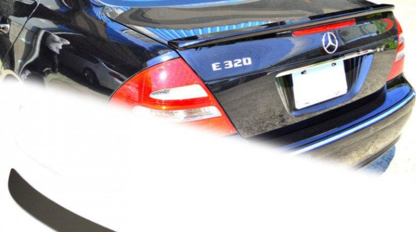 Spoiler Eleron Luneta Mercedes Benz E Class W211 (2001-2008), fara decupaj pentru antena GPS