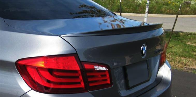 spoiler Eleron portbagaj BMW F10 ver 2