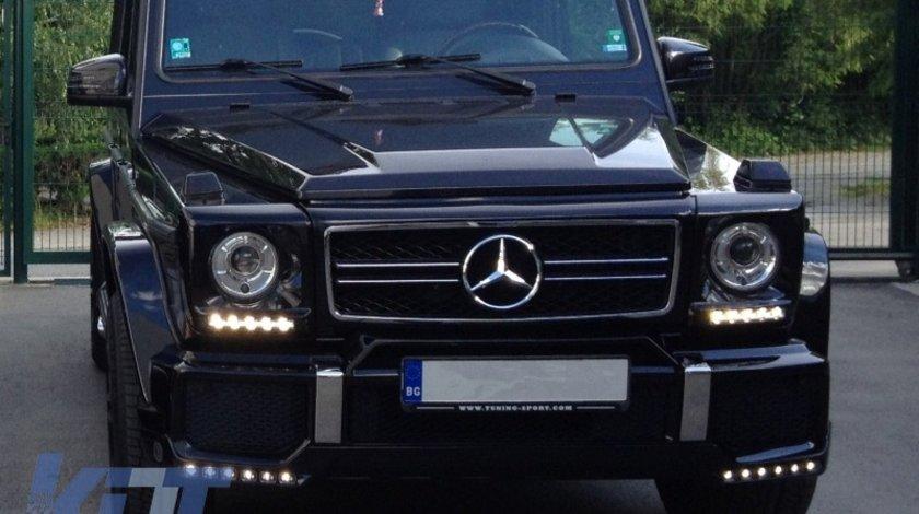 Spoiler Fata AMG Mercedes G Class