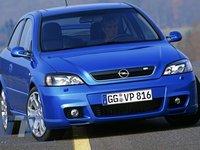 Spoiler Fata OPC Opel Astra G